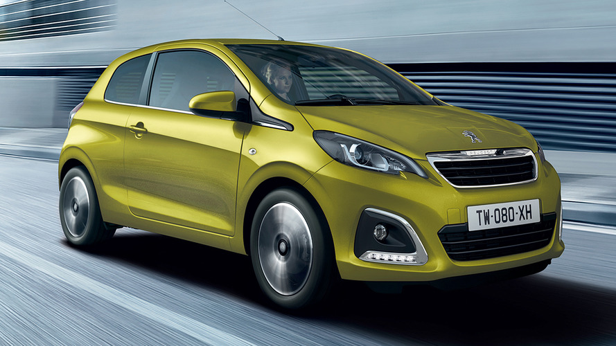 Peugeot 108, ecco Android Auto, Apple CarPlay e Mirror Link