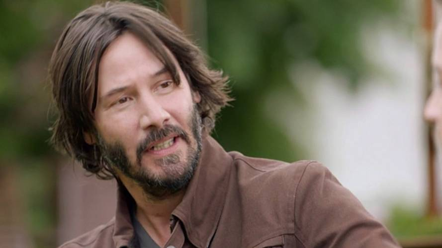 Keanu Reeves Shares Story of Arch Motorcycle Co.