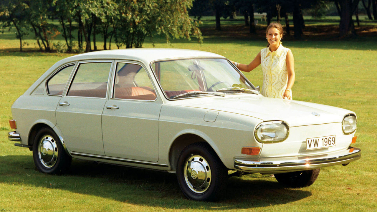 50 Jahre VW 411