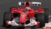 2004: Rubens Barrichello, Ferrari F2004