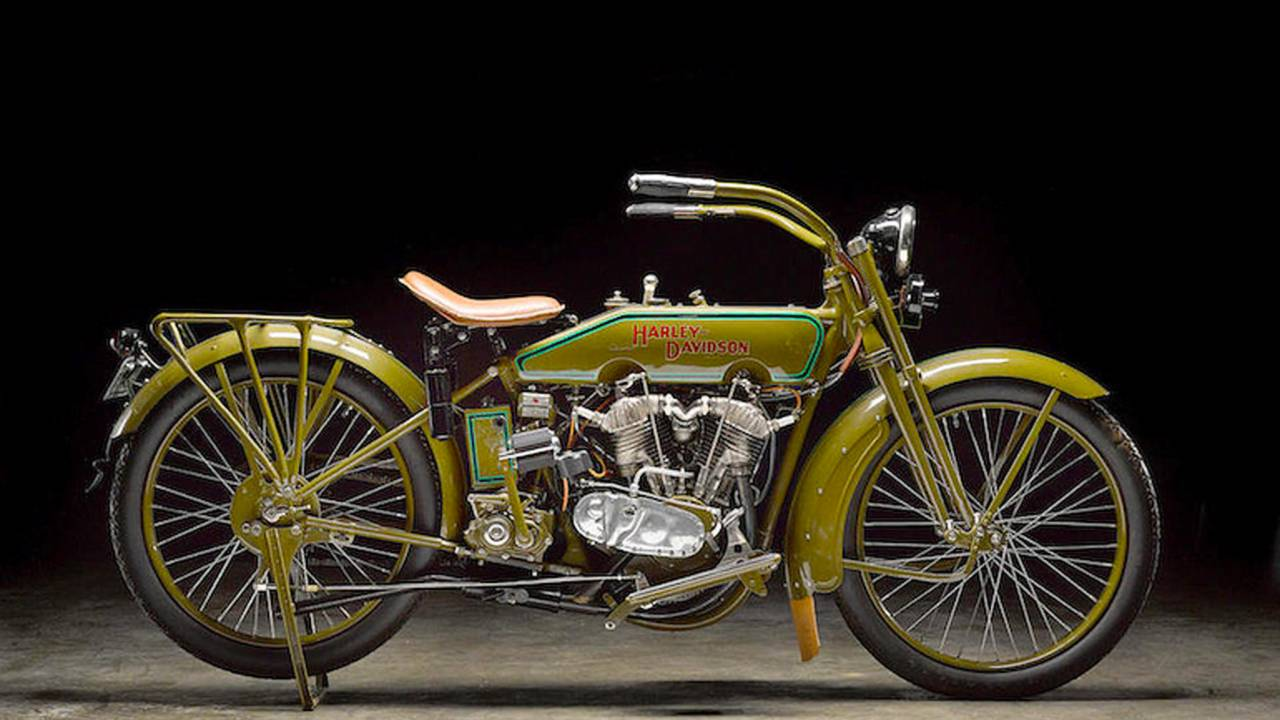 Rare Pre-War American Bikes Hit the Auction Block in Vegas