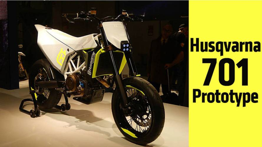 2013 EICMA: Husqvarna 701 Prototype Photos