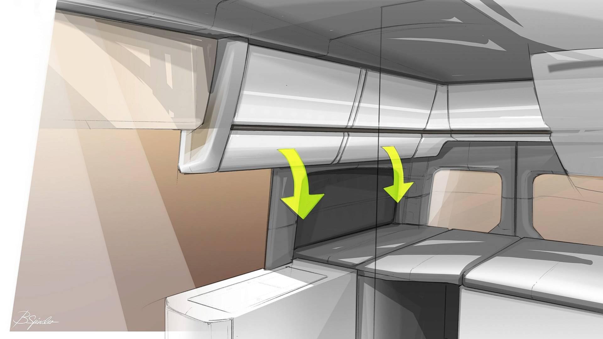 Vw Teases Production Ready California Xxl Camper Van