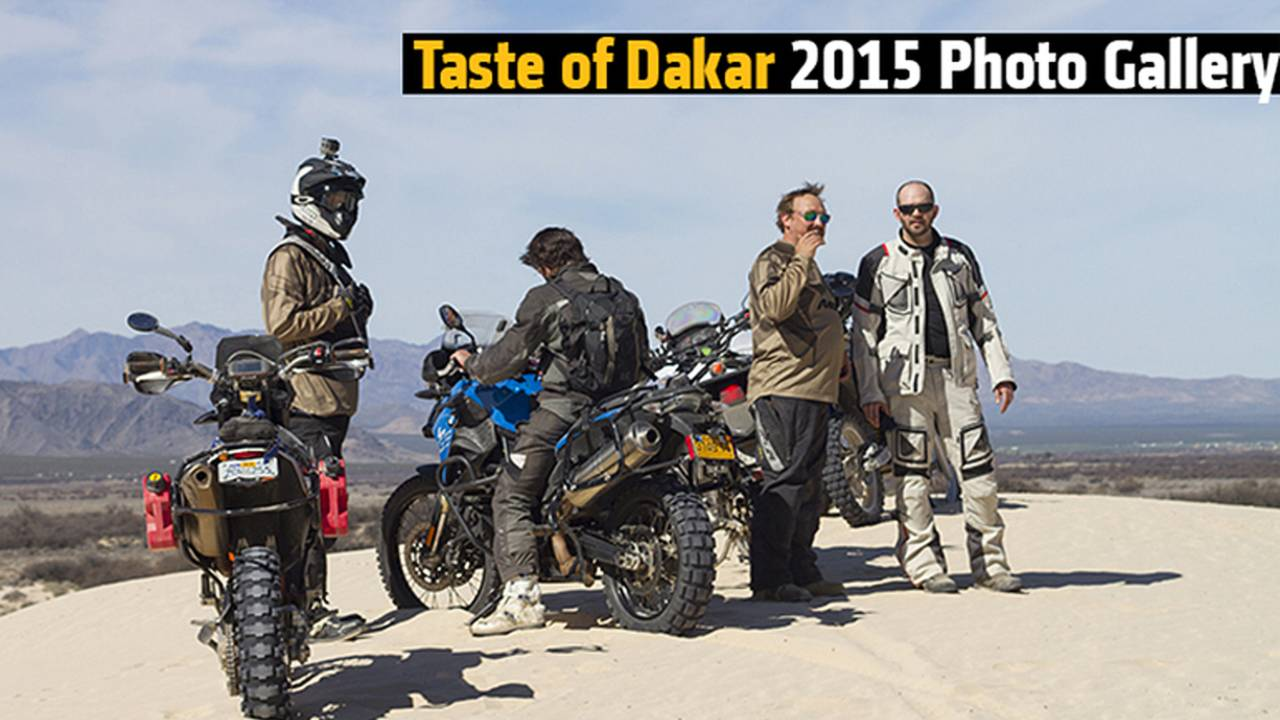 Taste of Dakar 2015 Photo Gallery