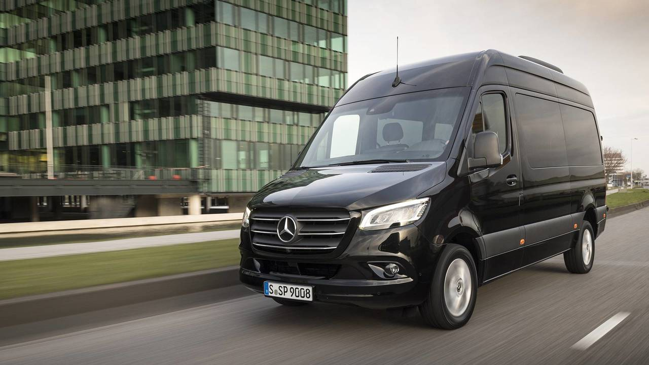 018b902367 2019 Mercedes-Benz Sprinter First Drive  Delivering Updates All Around