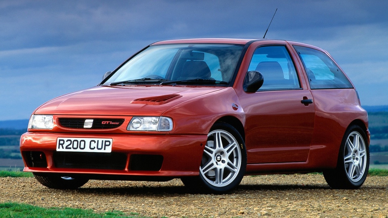 SEAT Ibiza Cupra Sport F2 - 1997