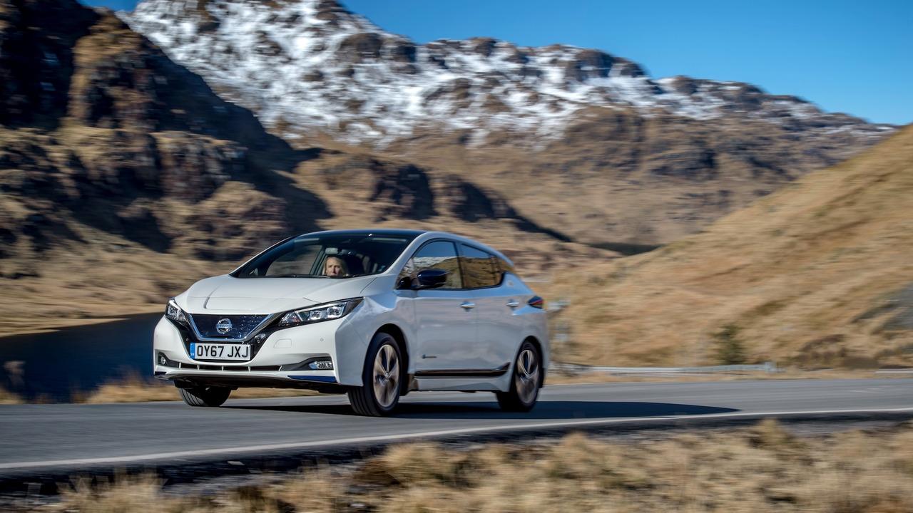 Nissan Leaf - Norvegia