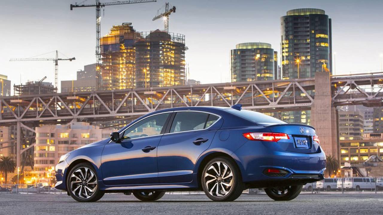The Integra Reborn? The 2015 Acura ILX.