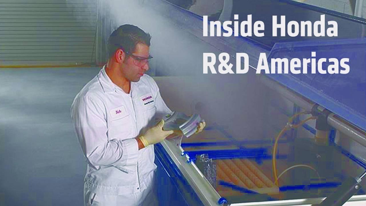Inside Honda R&D Americas
