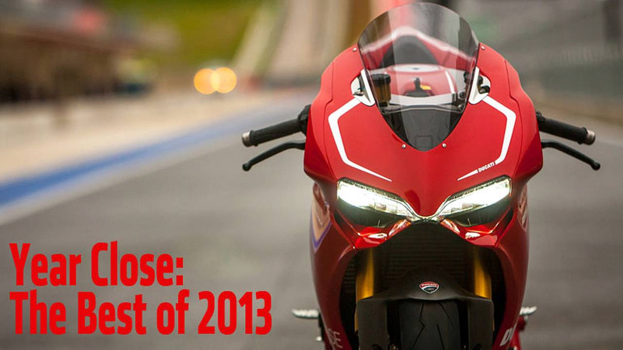 Year Close: The Best Motorcycles Of 2013