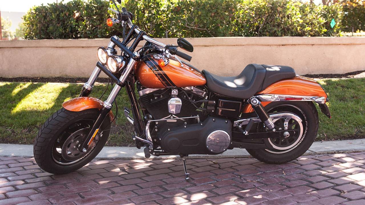 2014 Harley-Davidson FXDF Fat Bob Review