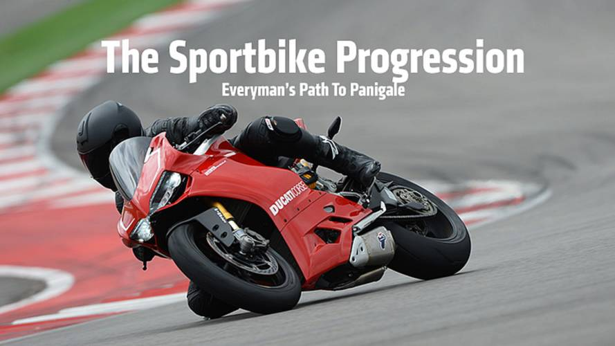 The Sportbike Progression: Everyman's Path To Panigale