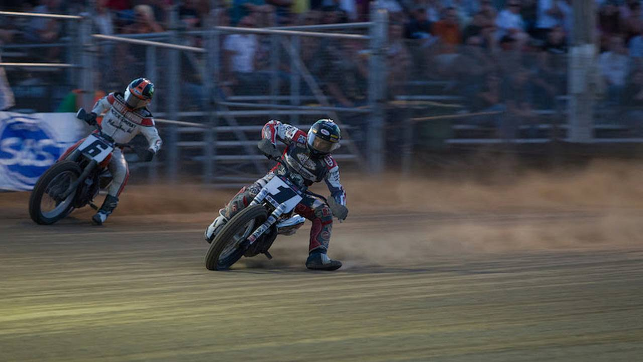 Indian Dominant as American Flat Track Season Hits Halfway