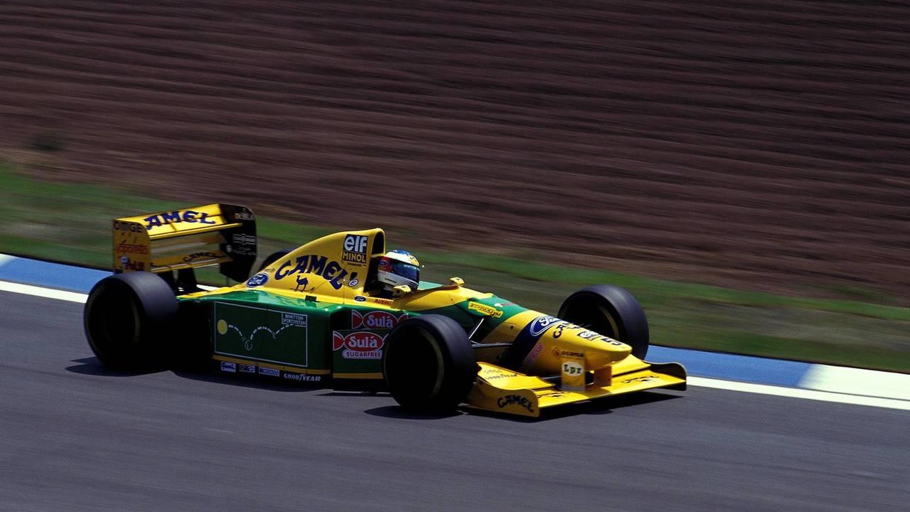 Explode o motor de Alessandro Zanardi