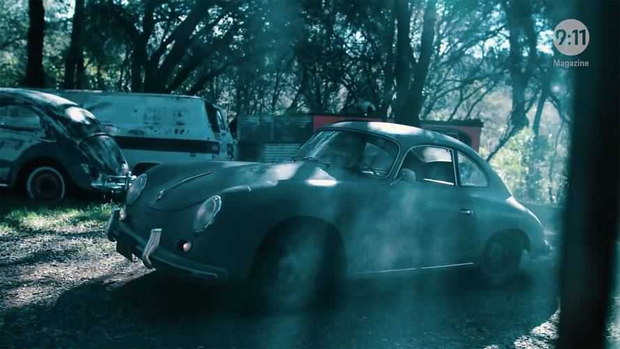 Porsche Tells The Story Of A 356 Beater And Its Owner
