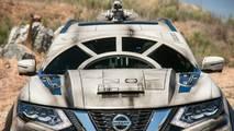 Nissan Millennium Falcon-themed Rogue