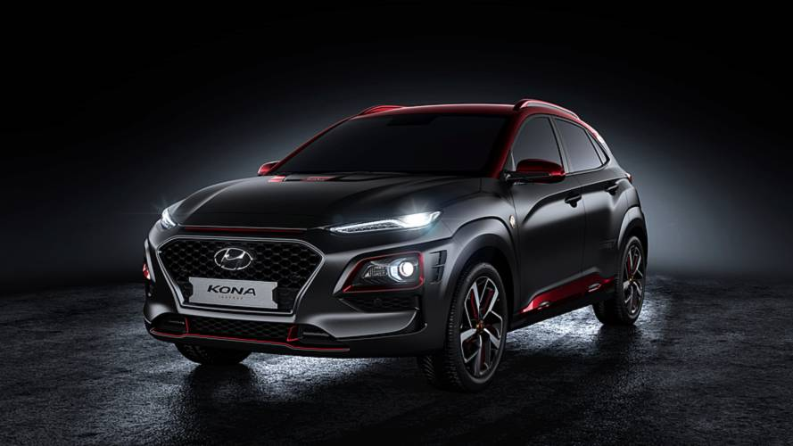 2019 Hyundai Kona Iron Man Edition Priced From $30,550