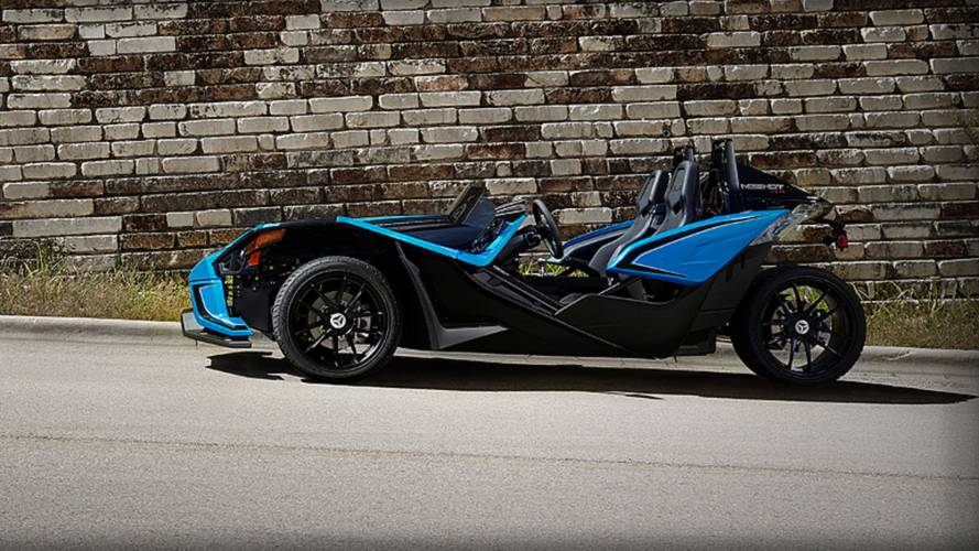 Polaris Introduces 2018 Slingshot Models