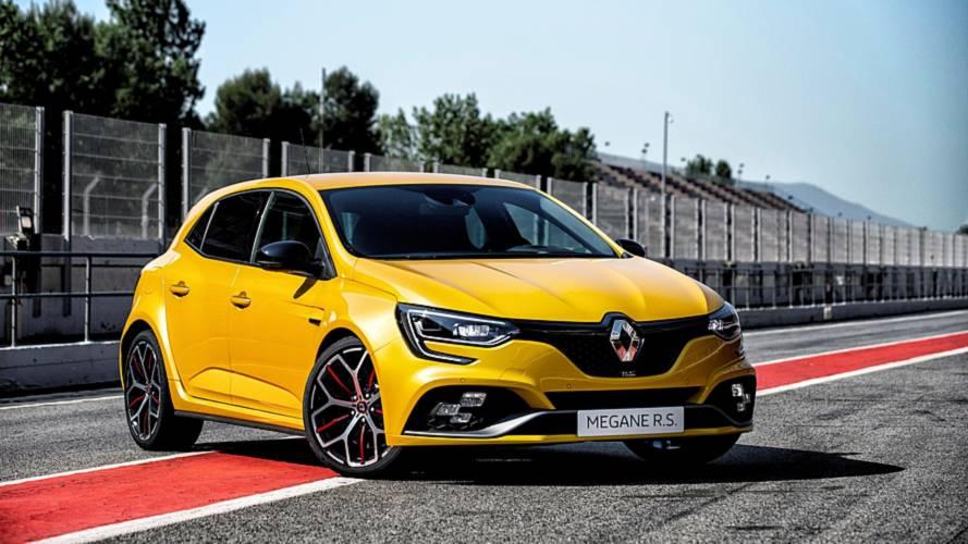 Nuova Renault Megane R.S. Trophy, per chi non si accontenta