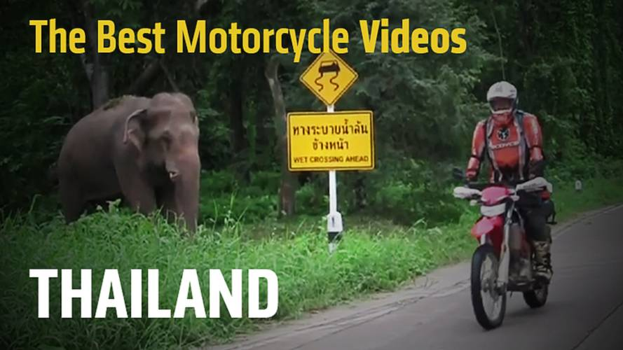 The Best Motorcycle Videos: Thailand