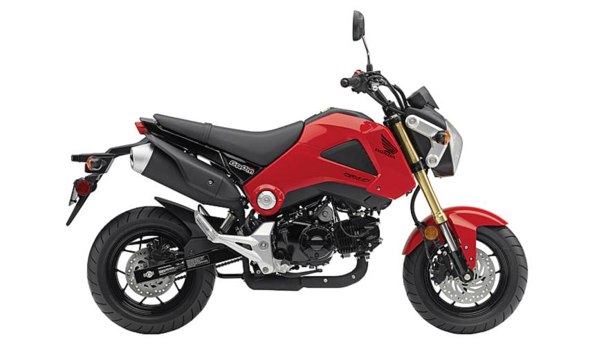 Honda Grom makes economical transportation fun