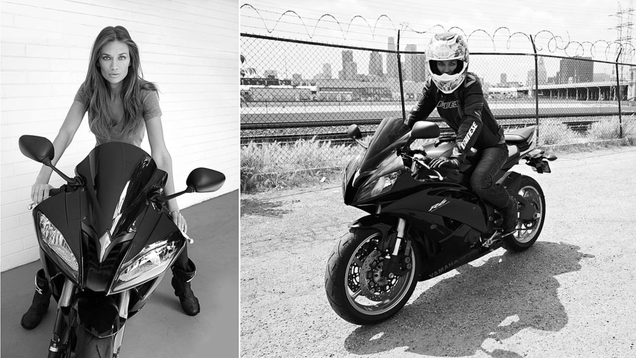 Real Biker: Amber Arbucci