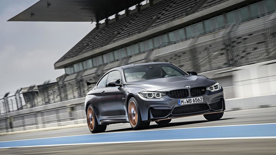 "BMW says M4 GTS lapped 'Ring in ""around 7:28"" [video]"