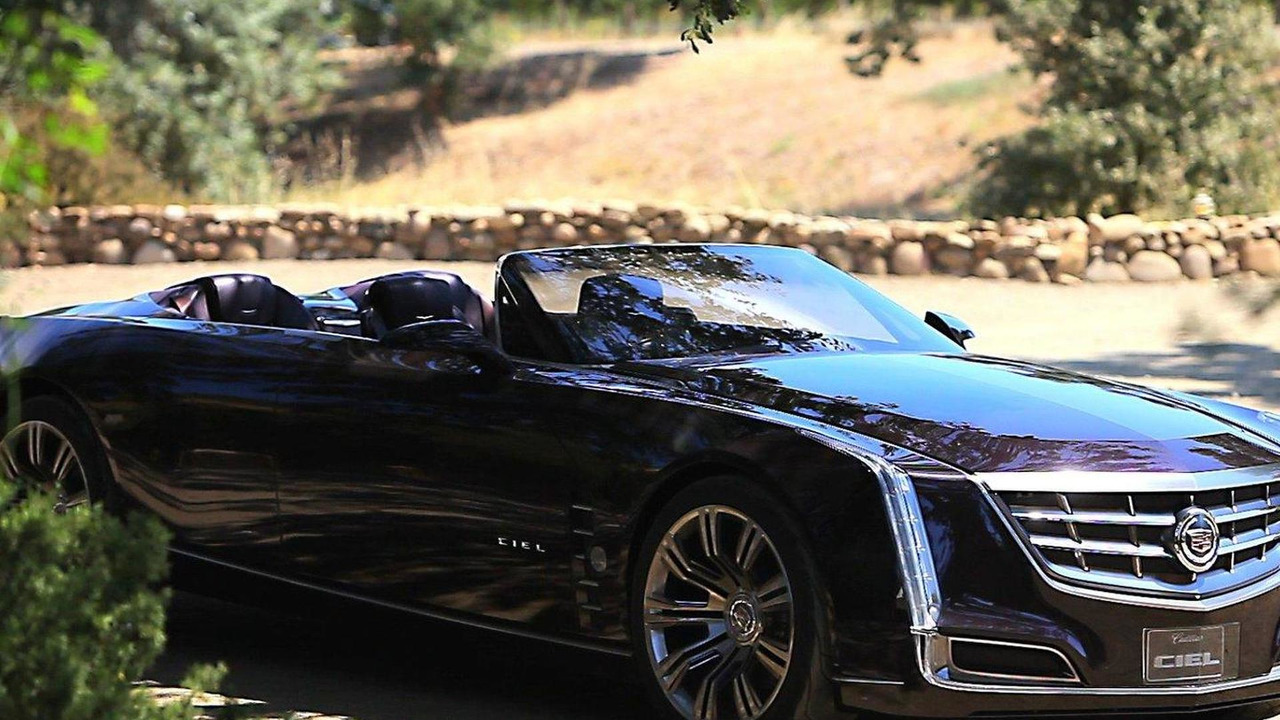 Cadillac Ciel Concept Stars In New Entourage Promo Video
