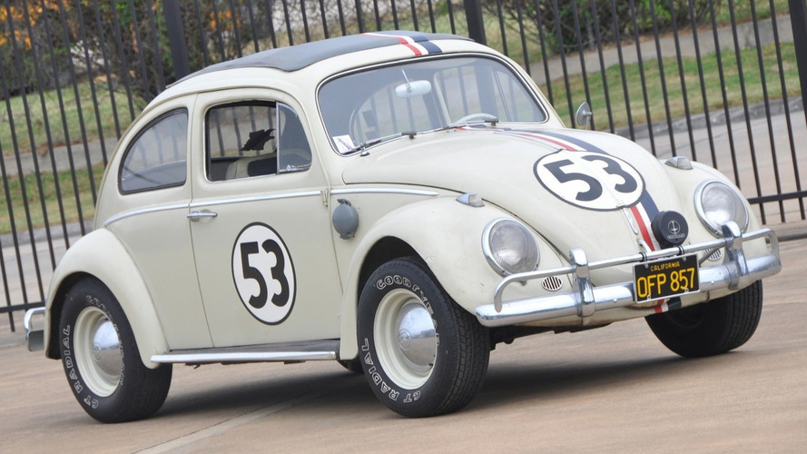 Original Herbie grabs $86,250 at auction