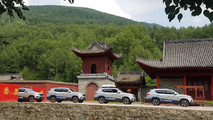 Ssangyong Rexton Korea-UK Epic Roadtrip