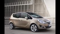 Gli interni della nuova Opel Meriva