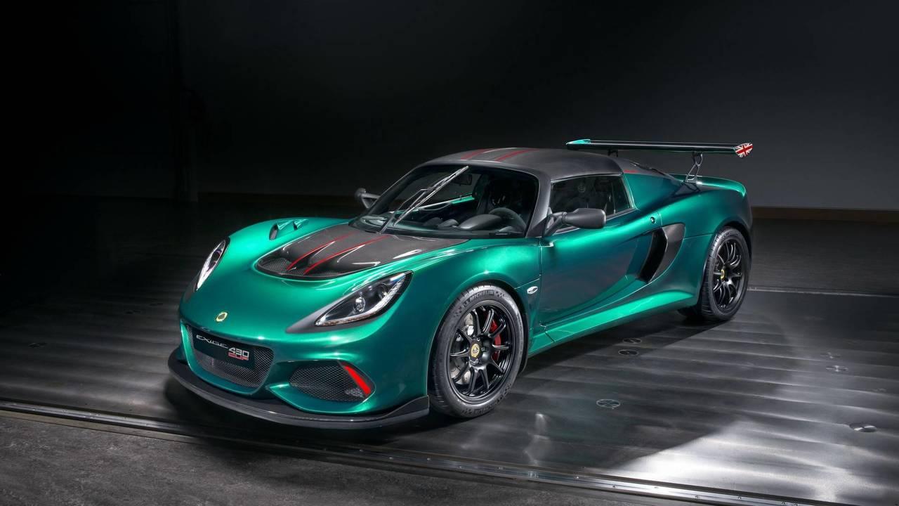 Lotus Exige Cup 430 2018