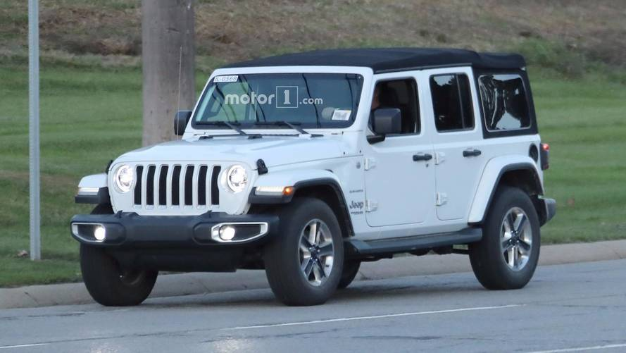 ¿Quieres conocer el Jeep Wrangler 2018 a fondo? Aquí tienes 40 fotos