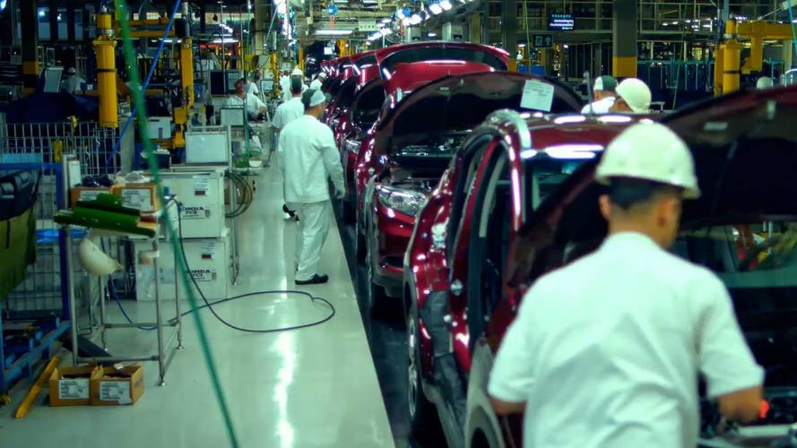 Fábrica da Honda - Sumaré