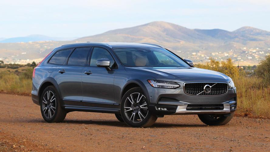 2017 Volvo V90 Cross Country İncelemesi
