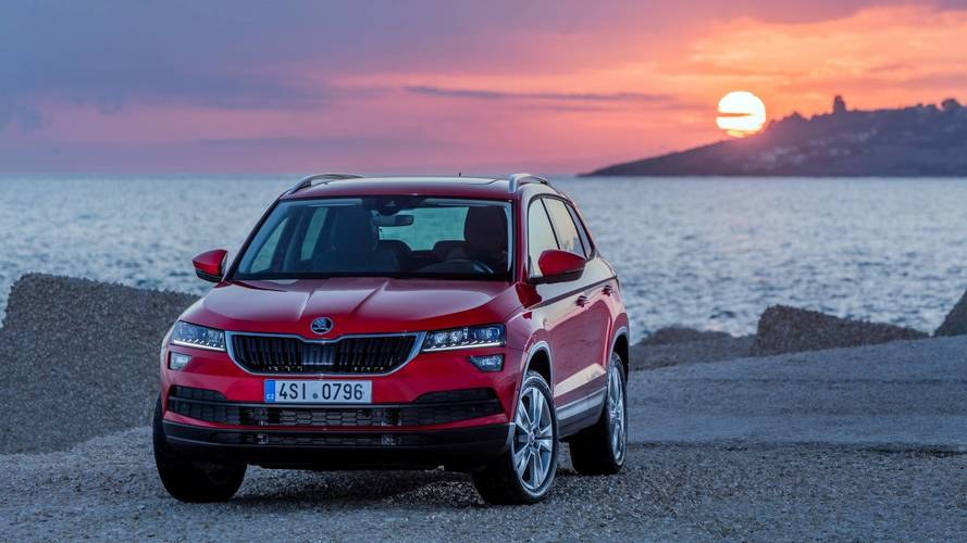 Skoda Karoq Travels To Stockholm And Sicily For New Promo Videos