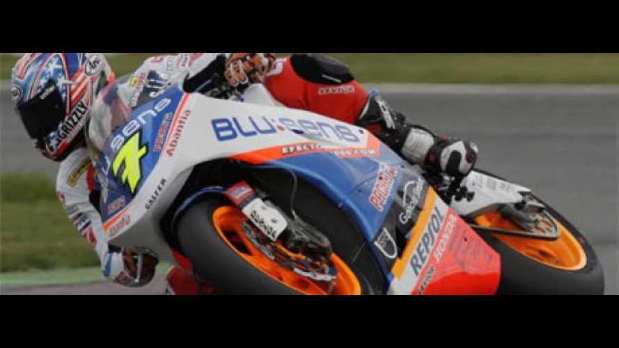 Motore Honda per la Moto2. Al via nel 2010