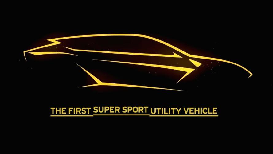 Lamborghini Urus - Le moment fatidique approche