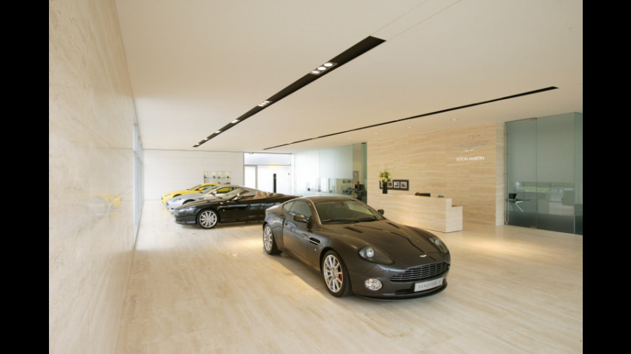 VENDESI Aston Martin?