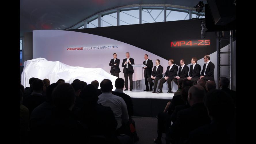 F1: Sauber ha già 'copiato' l'innovazione McLaren