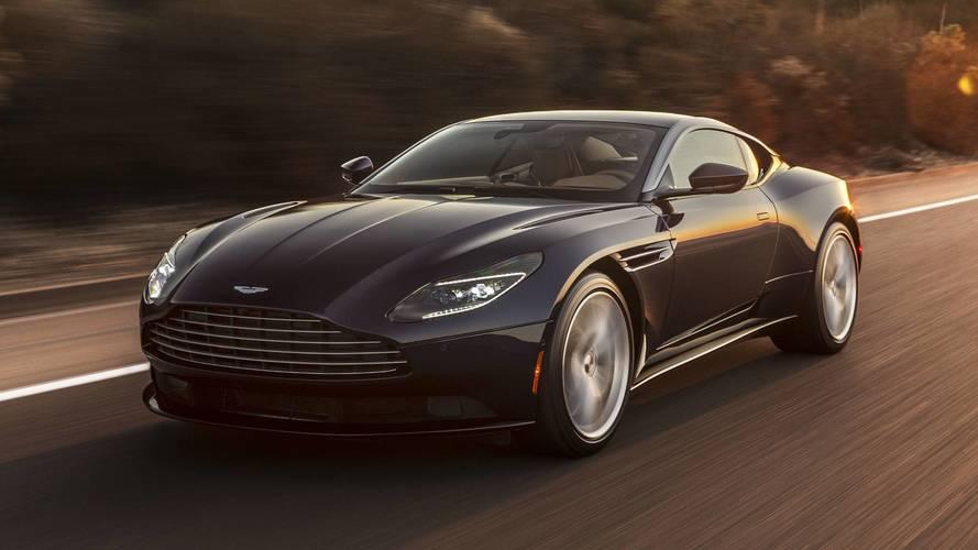 """Aston Martin """"yanlışlıkla"""" yeni AMR modelini açıkladı"""