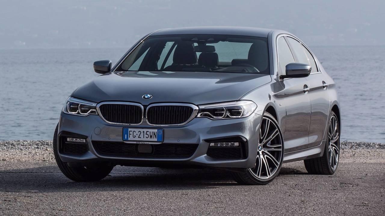 Sport Sedan: 2020 BMW 5 Series