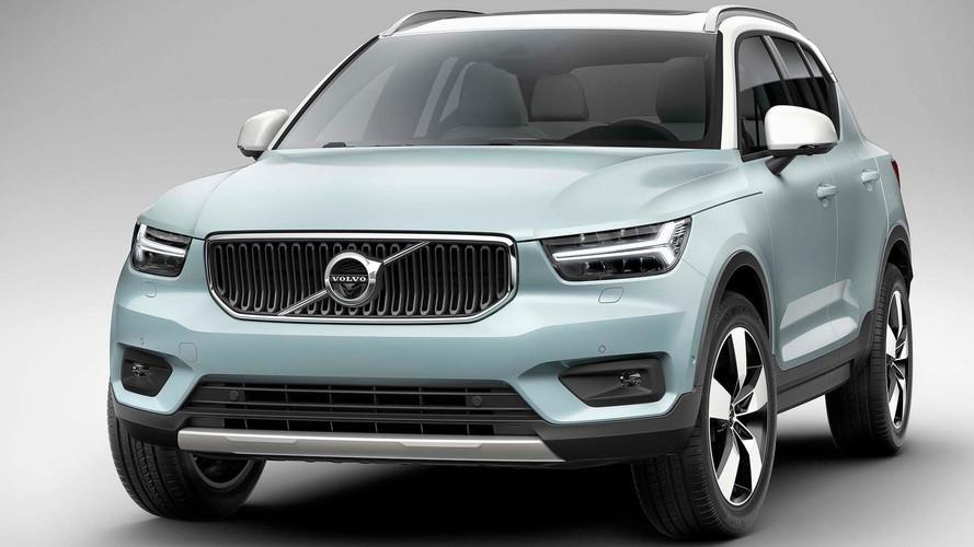Volvo предложила россиянам XC40 по подписке