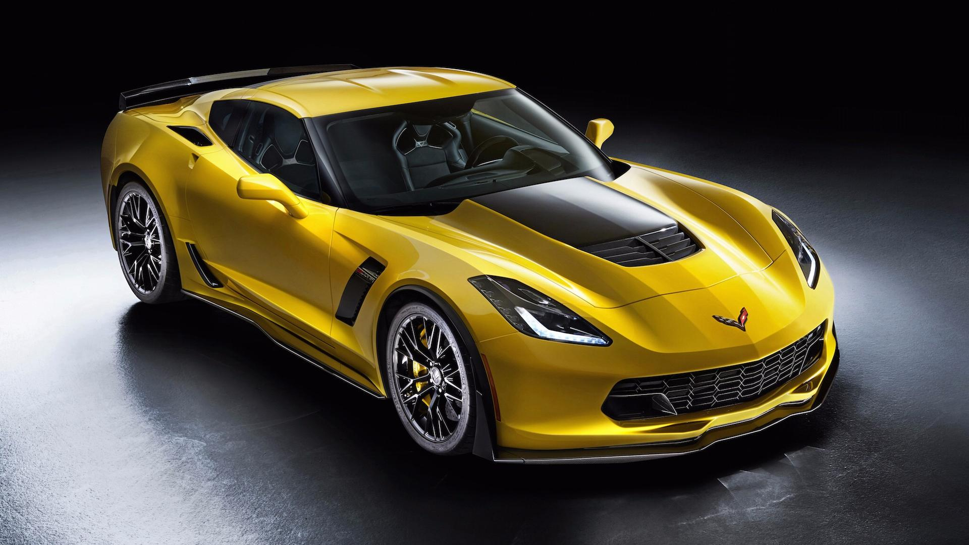 Chevy Ends Year With Deep Discounts Throughout Range Like $12k Off Z06