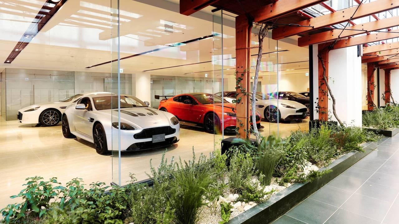 House Of Aston Martin