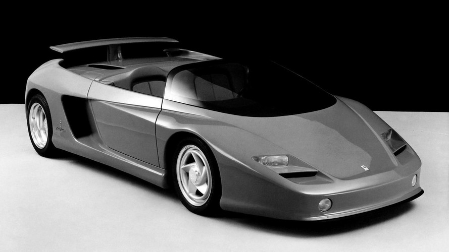 1989 Ferrari Mythos: Concept We Forgot