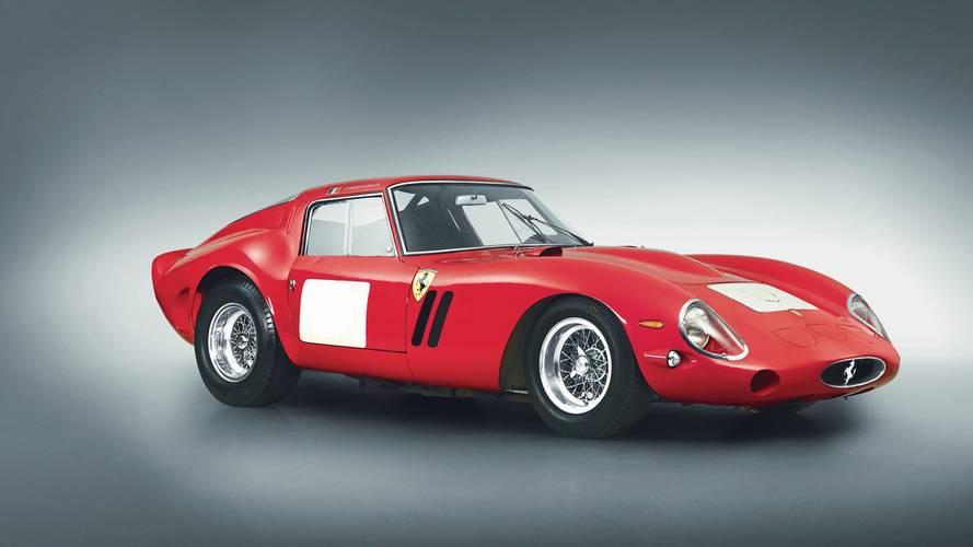 La Ferrari 250 GTO officiellement reconnue comme oeuvre d'art en Italie !
