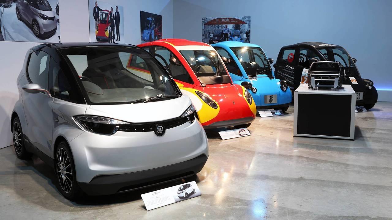 iStream city cars