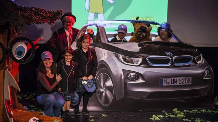 BMW acerca la movilidad sostenible a los niños