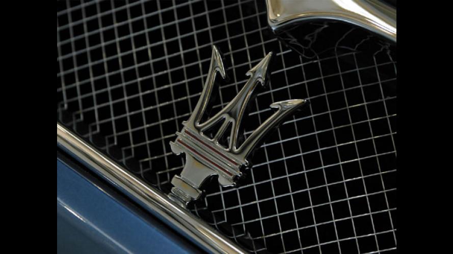 Maserati Spyder Vintage